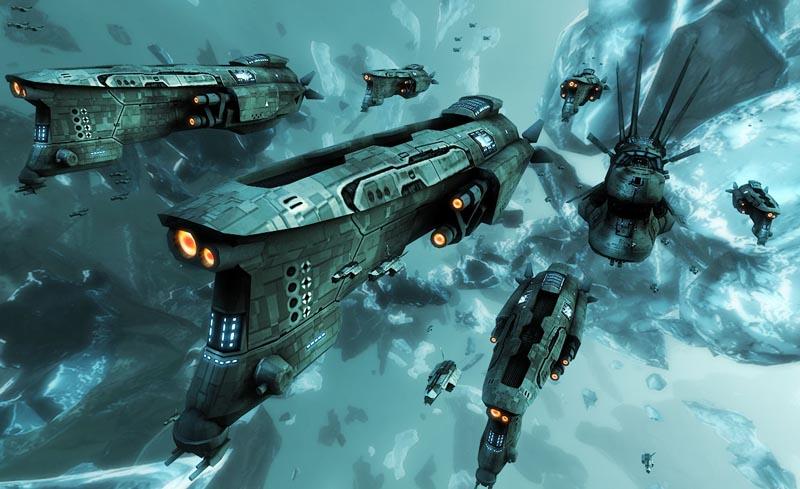 Escadrille des Vikings de l'Espace